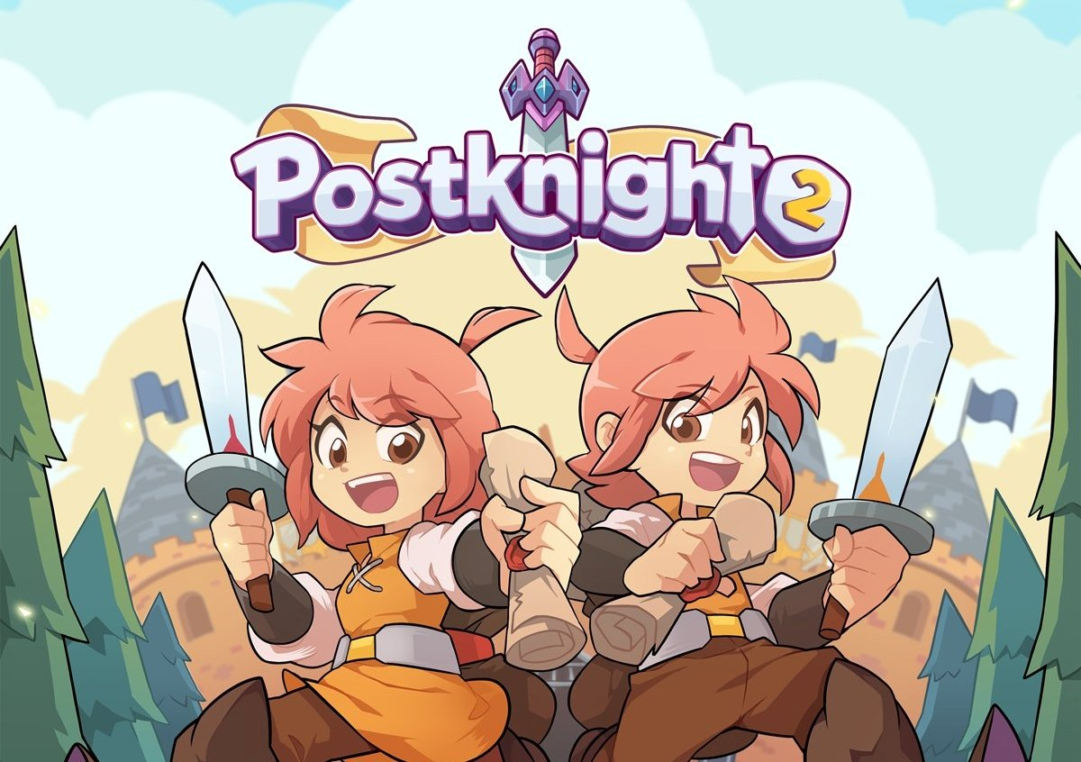 Postknight 2 Mobile Game Seeking Private Alpha Testing Participants