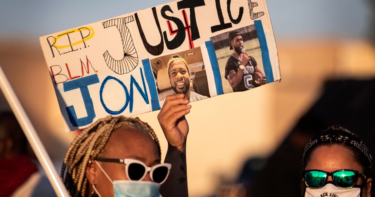 Jonathan Price: Officer charged with murder of Black man in Texas