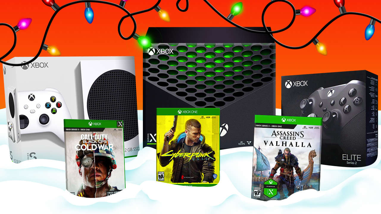 Xbox Gift Guide 2020: Best Gifts For Xbox Series X/S And Xbox One Owners