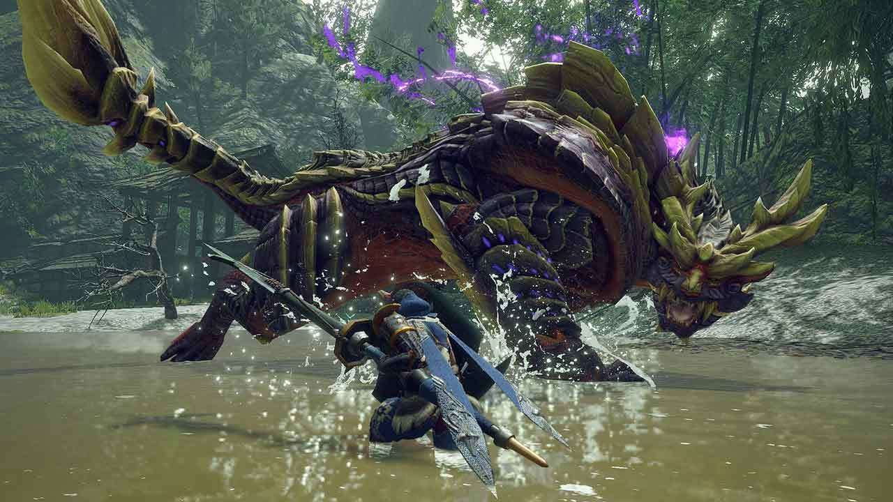 Monster Hunter Rise Takes Exploration A Step Further Than World