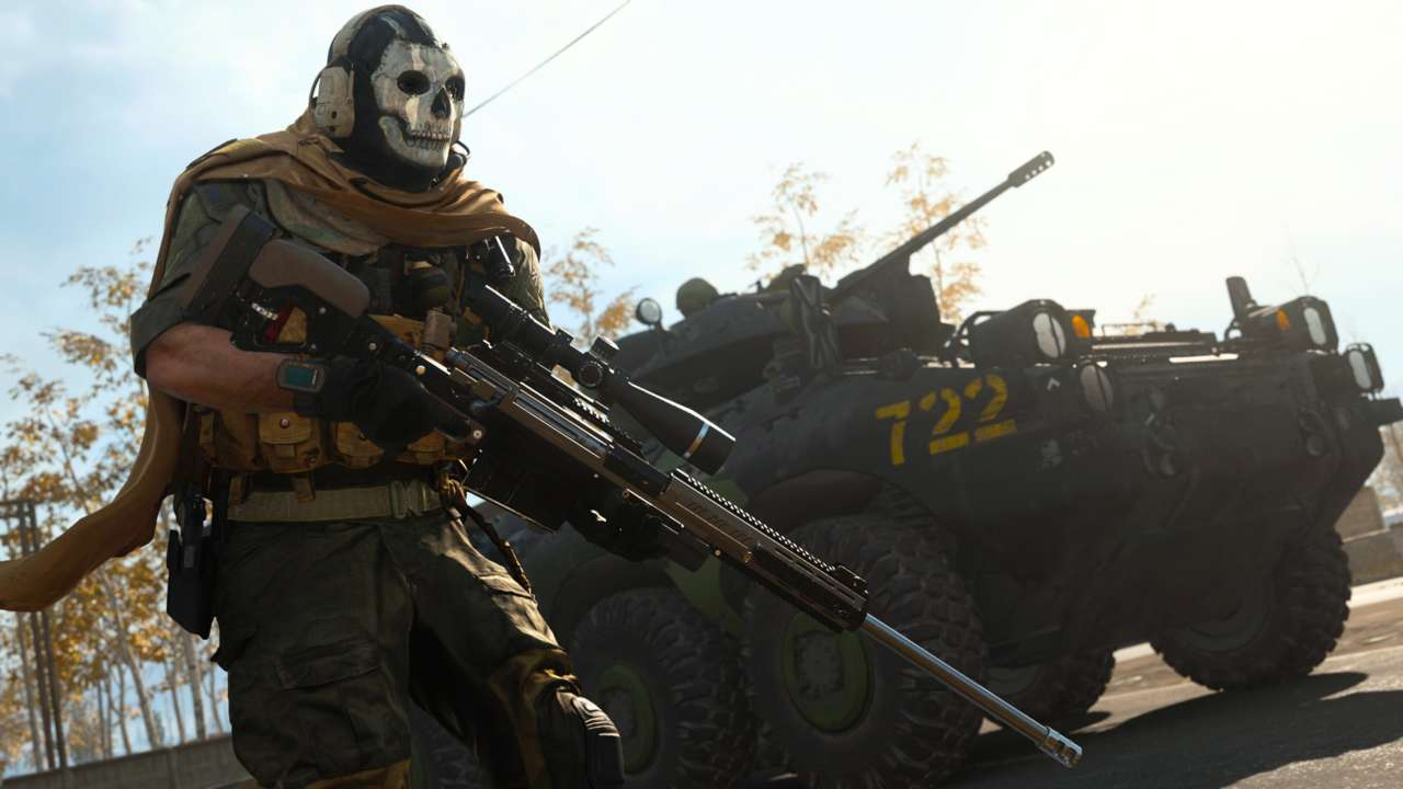 Call Of Duty: Warzone Players Takes One Shot, Gets Four Kills