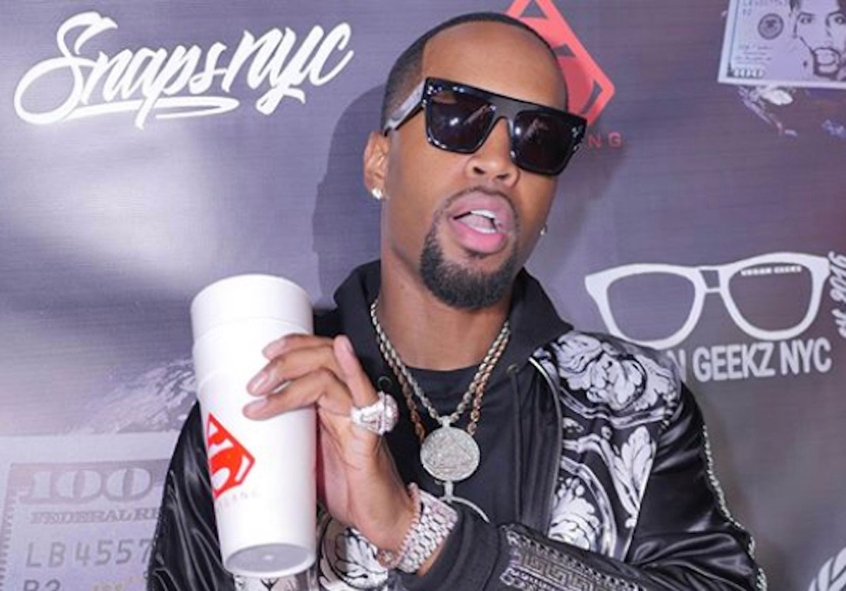 Safaree Made It In The 'OnlyFans Forbes List' – See Which Spots Are Taken By Him And Erica Mena