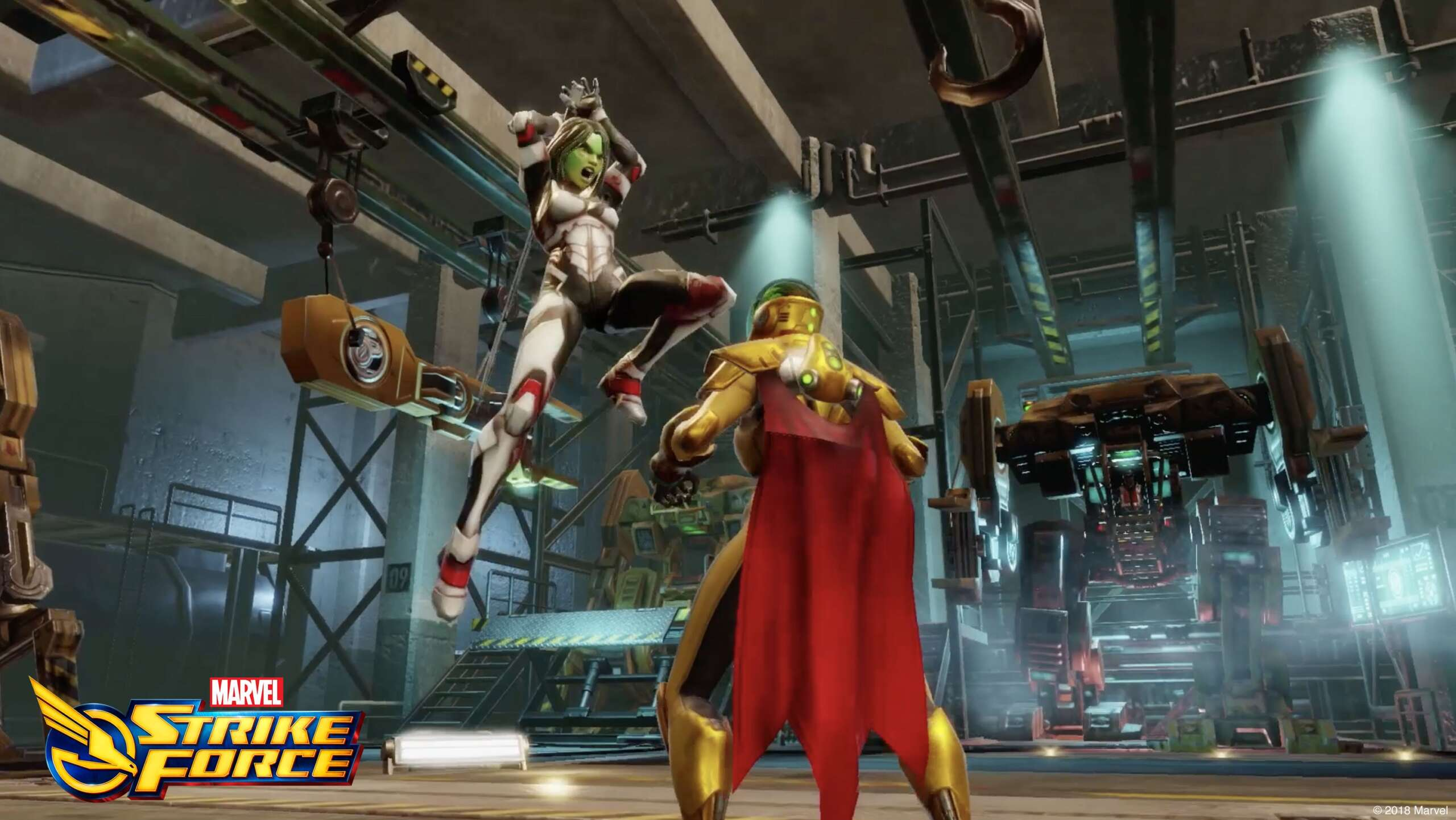A Star Lord Event May Be On The Horizon In Marvel Strike Force, So Get Those Guardians Ready