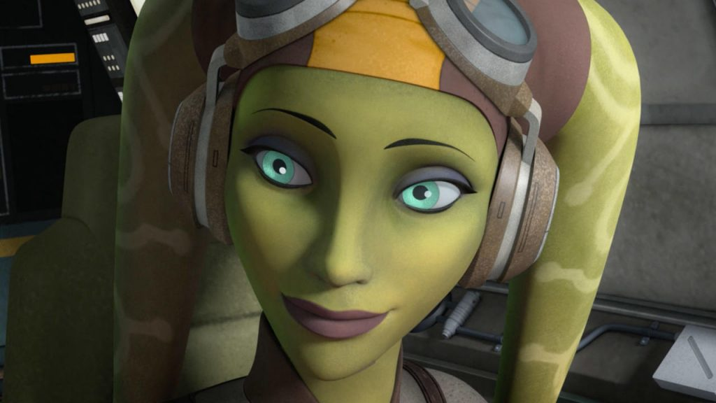 Star Wars: Squadrons is filled with references to some of the franchise's best pilots, including ace combat pilot and leader Hera Syndulla.