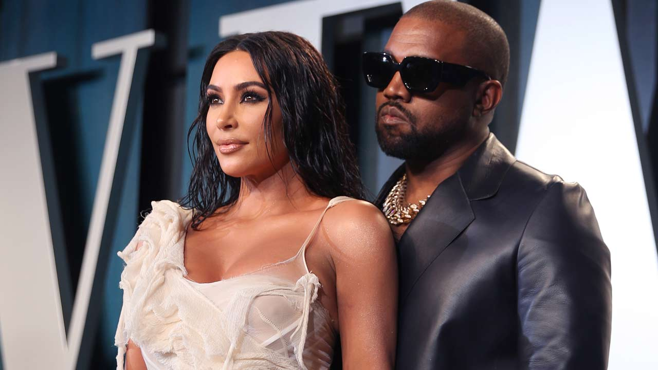 Kim Kardashian Reveals Details About Caring For Kanye West In A Difficult Time Of His Life