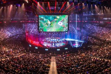 More Than A Million Players Signed Up For A Chance To Win One Of The 6,000 Seats For This Year's Worlds Final