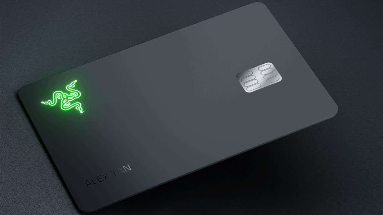Razer Made A Gamer Credit Card That Includes LED Lighting