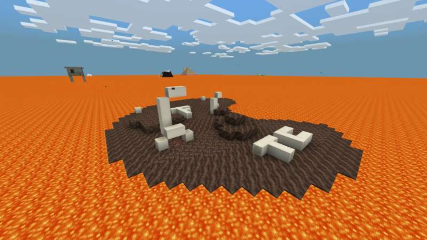 Minecraft Marketplace Explored: Ultra Hard Survival: Scorched, Turning Up The Heat In Minecraft!