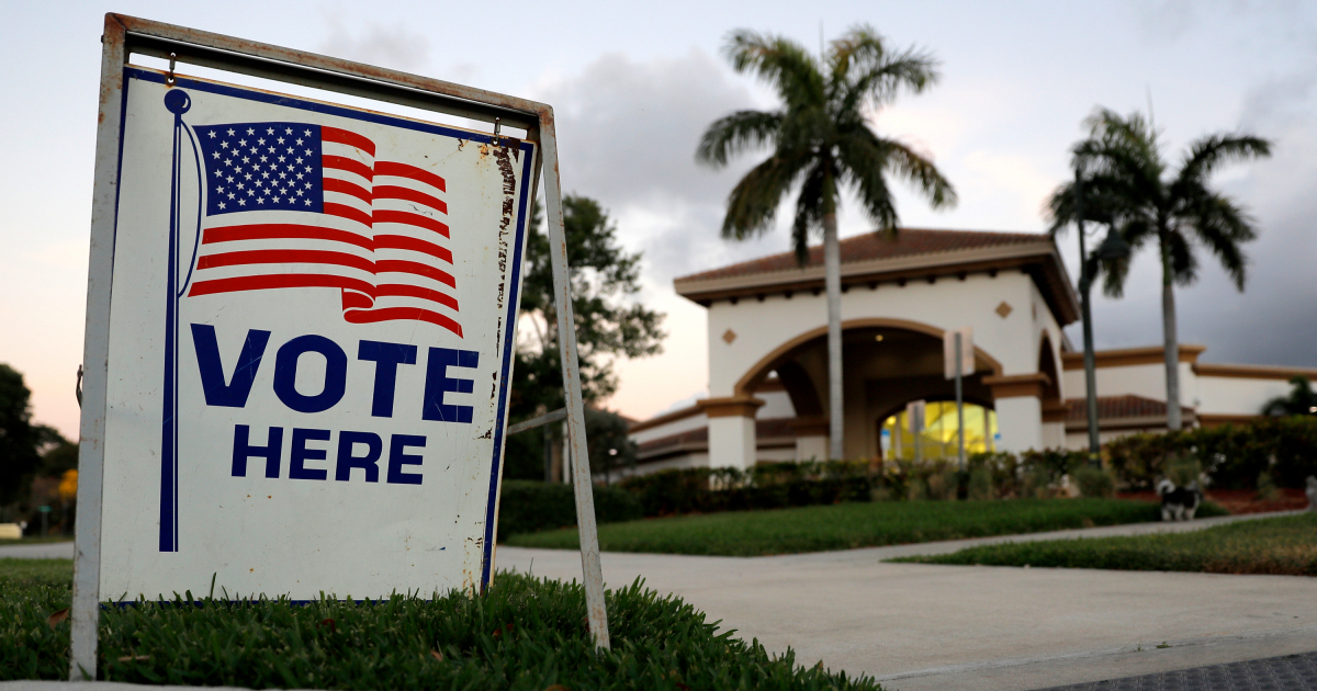 Florida is the true US presidential election bellwether state