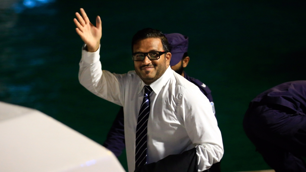 Maldives ex-VP Ahmed Adeeb sentenced to 20 years for corruption