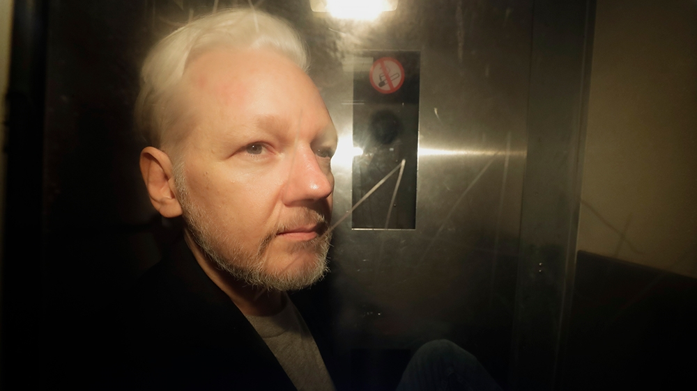 Julian Assange extradition verdict to be delivered on January 4