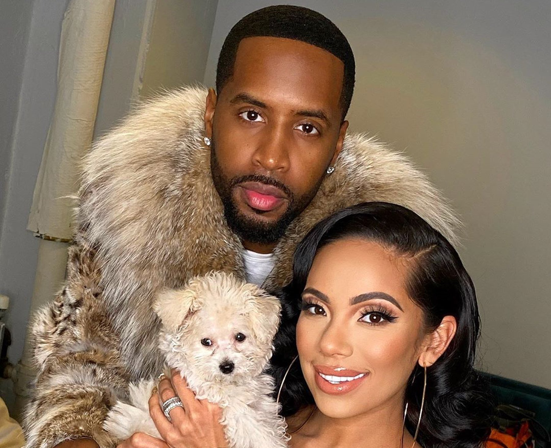Safaree Says He Just Wants To Be Alive And Healthy – Fans Beg Him To Make Things Right With Erica Mena