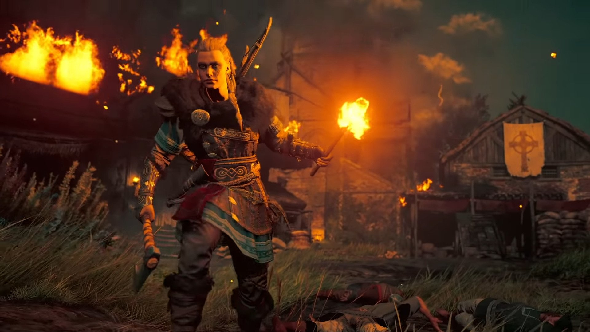 Massive Assassin's Creed Valhalla Deep Dive Trailer Releases Just A Few Weeks Before The Game Drops