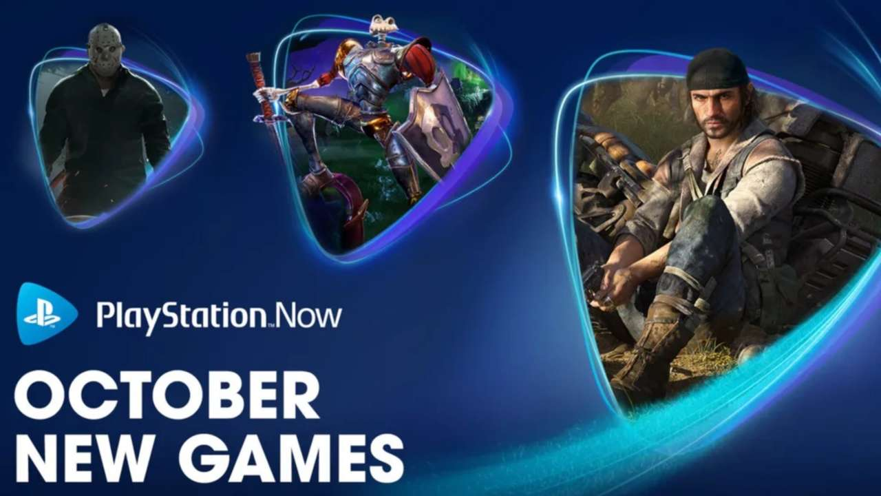 New PS Now Games For October Are Spooky