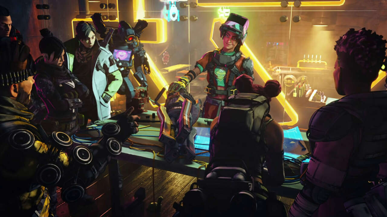 Respawn Delayed Apex Legends Launch So Dev Could Finalize Adoption