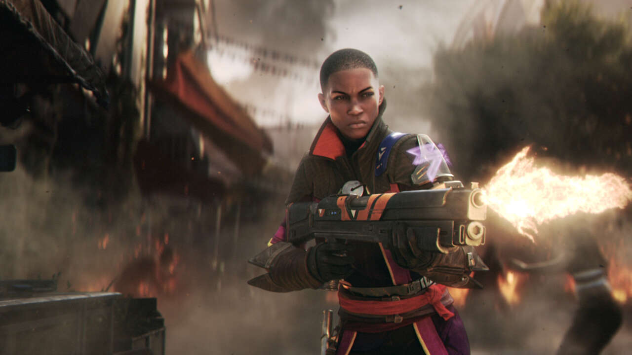 Destiny 2 Goes Free-To-Play On Stadia This Week