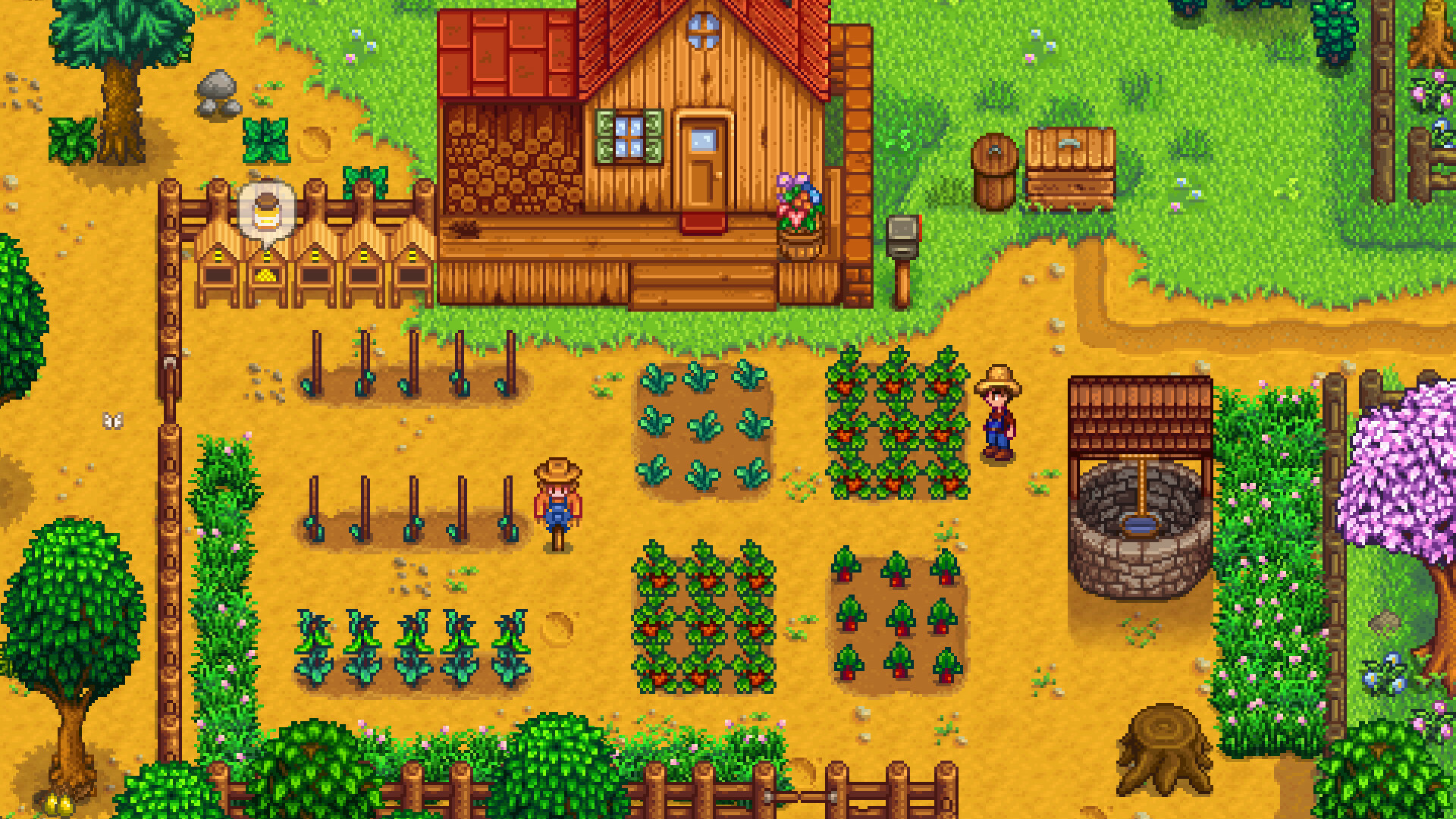 Stardew Valley Update 1.5 Is Nearly Here