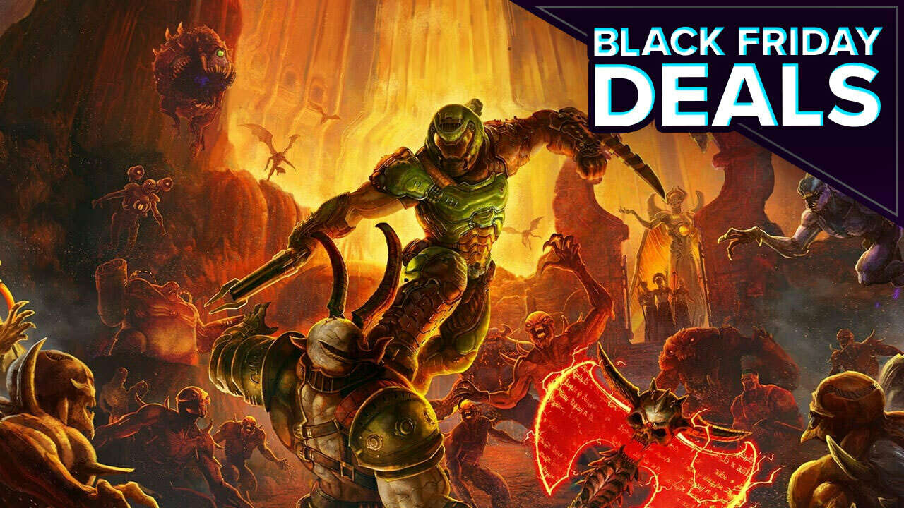Black Friday 2020 Rips And Tears Doom Eternal's Price Down To $20