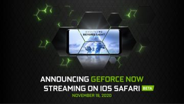 GeForce NOW Launches Its Beta Release On IoS Safari As Fortnite Set To Enable A Touch-Friendly Version