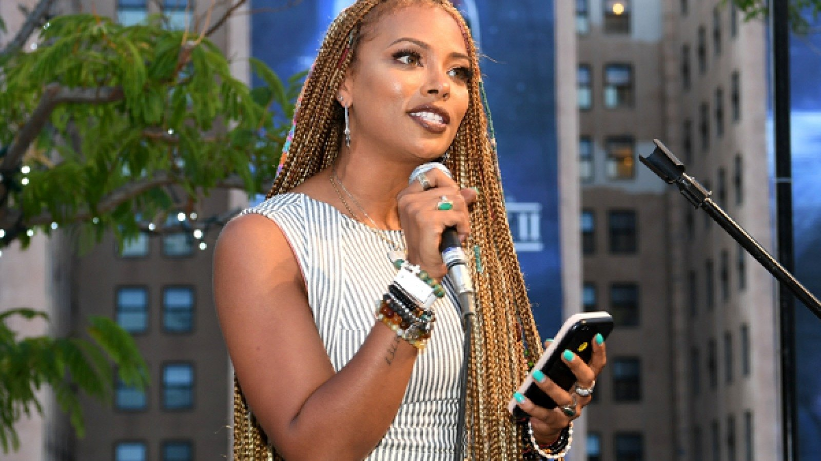 Eva Marcille Shares A Video That All Voters Have To See