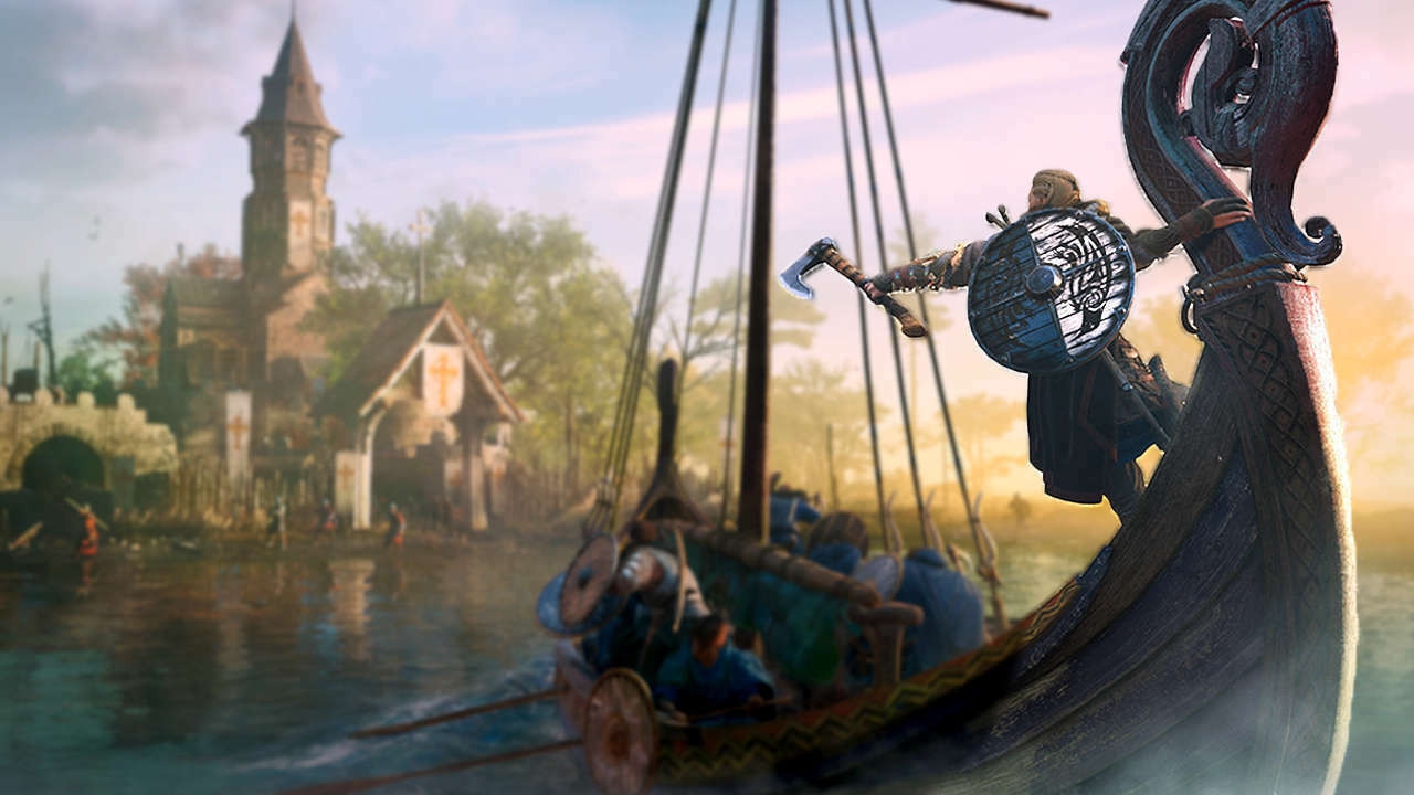 """Assassin's Creed Valhalla Is Series' """"Biggest Game Launch In History"""""""