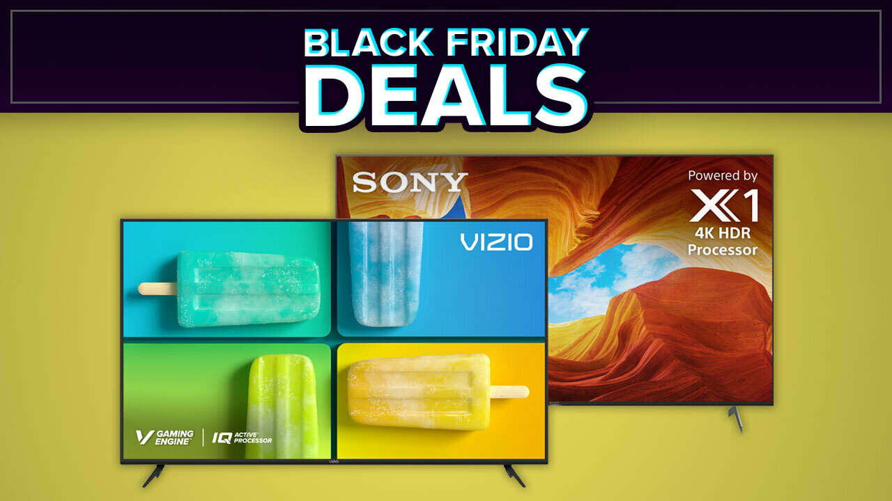 Best Black Friday 2020 TV Deals At Walmart, Best Buy, And More