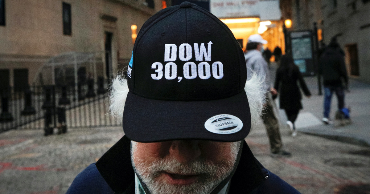 Dow 30,000: Here's what that Wall Street milestone means