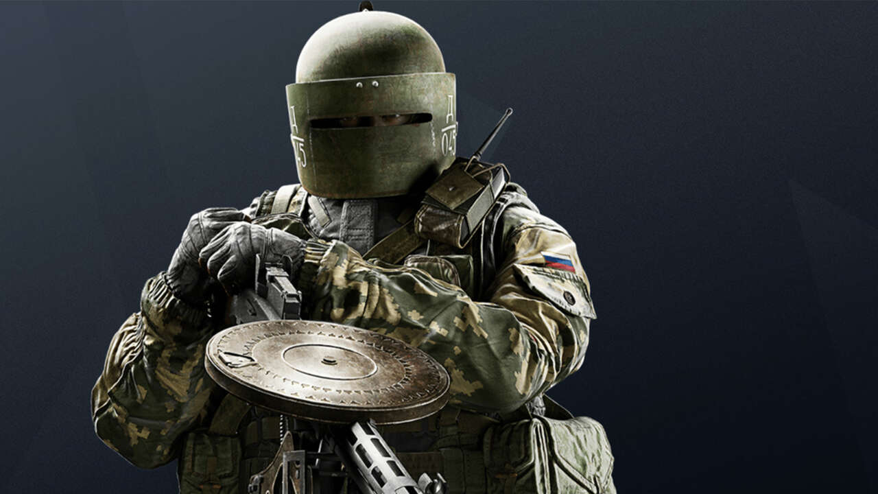 New Rainbow Six Siege Update Reworks Tachanka, Full Patch Notes Detailed