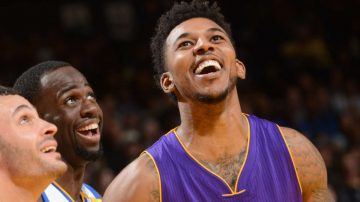 Nick Young Makes Light Of Notorious D'Angelo Russell Beef After He Exposed Iggy Azalea Cheating Scandal