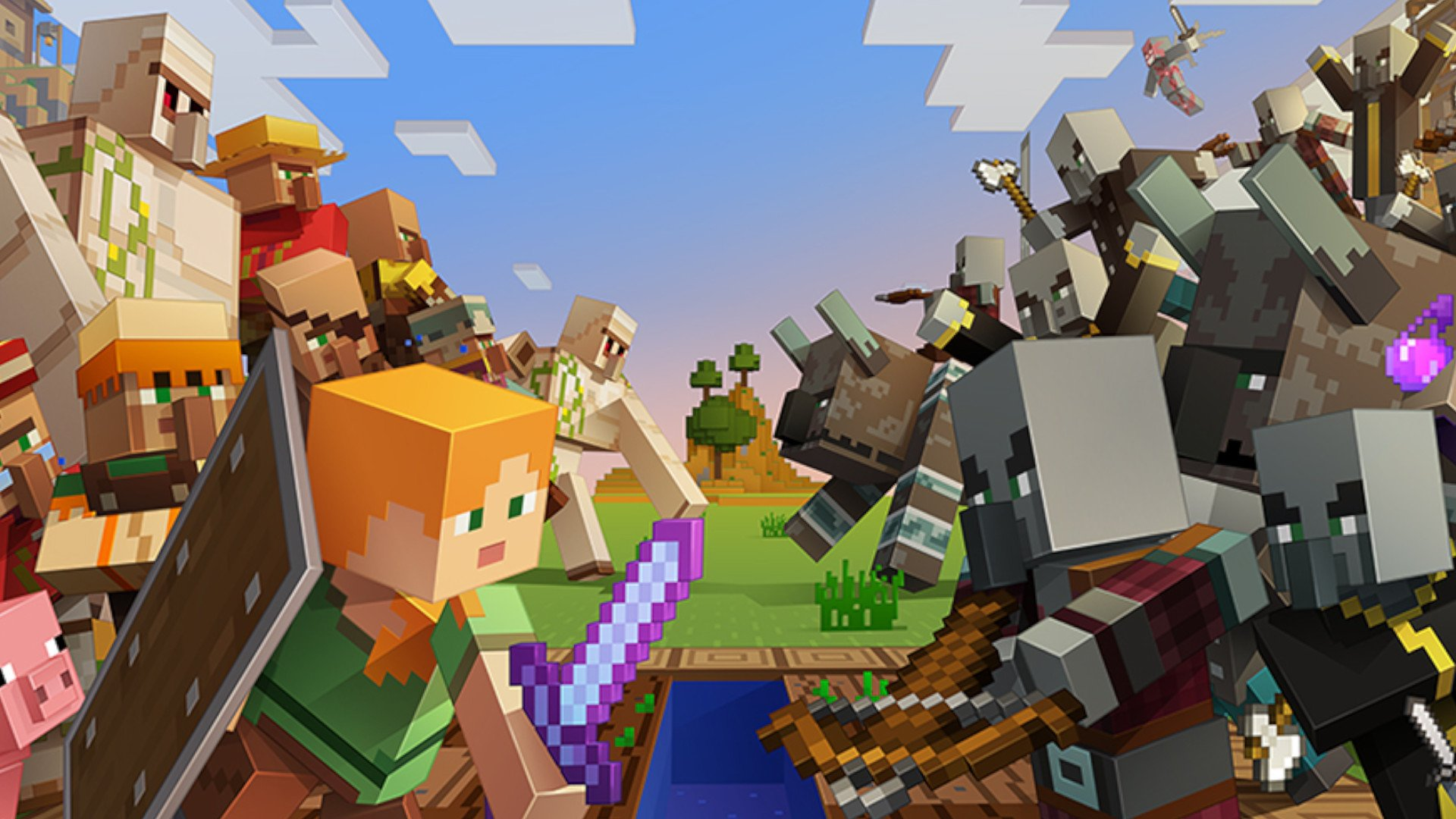 Servers And Realms Are Officially Coming To Minecraft Playstation Edition