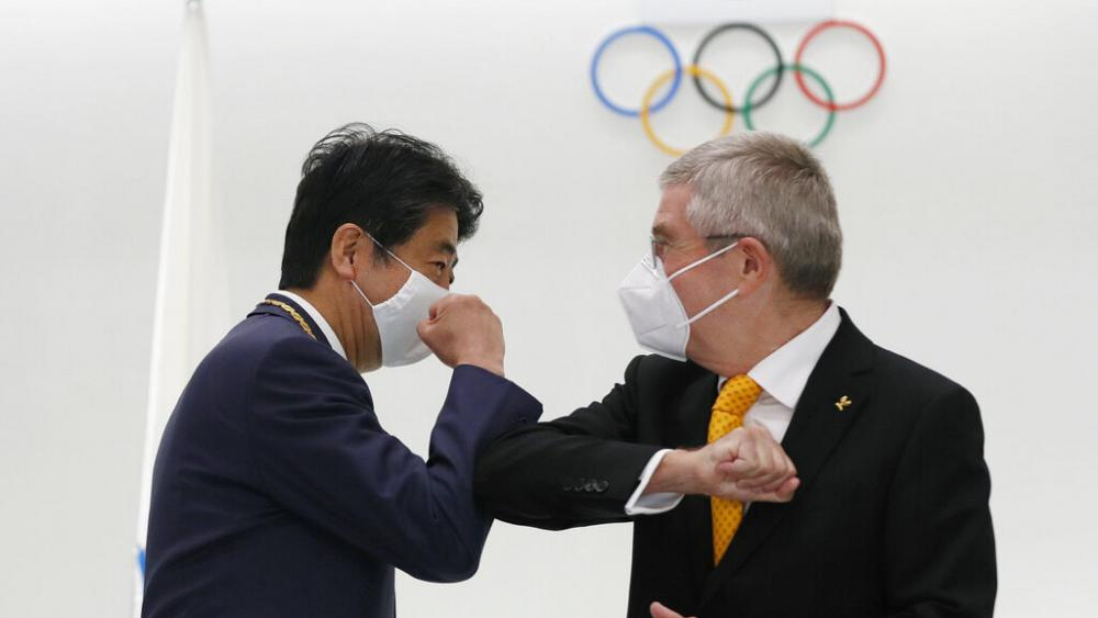 Tokyo Olympics: Fans will be encouraged to have coronavirus vaccinations, says IOC chief Thomas Bach