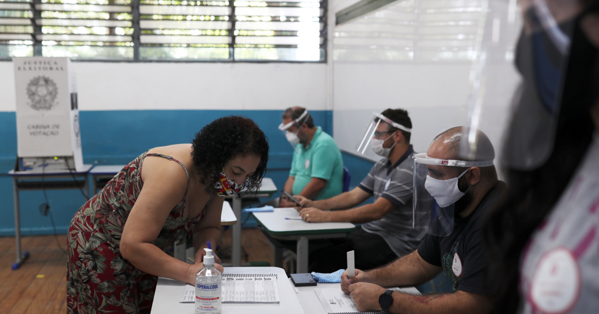 Brazil municipal elections to signal where country is headed