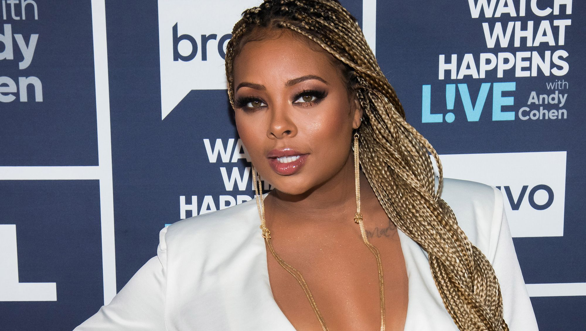 Eva Marcille Wishes Yaya DaCosta A Happy Birthday – See The Gorgeous Photo