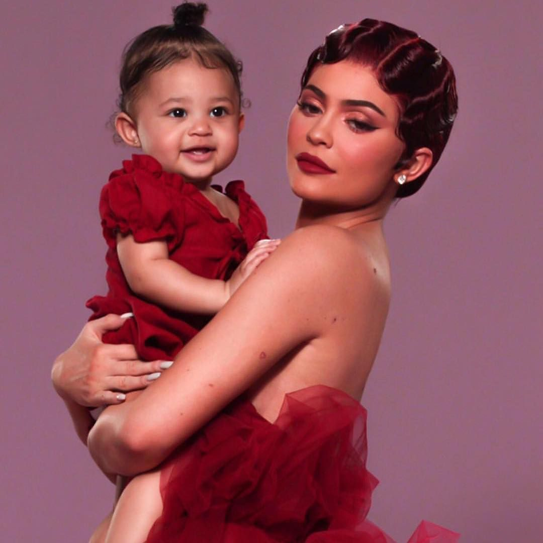 KUWTK: Kylie Jenner And Travis Scott – Inside Their Holiday Plans With Their Daughter!