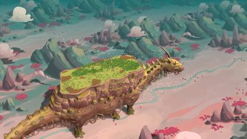 What Is The Wandering Village? Manage A City On The Back Of An Enormous Mystical Creature