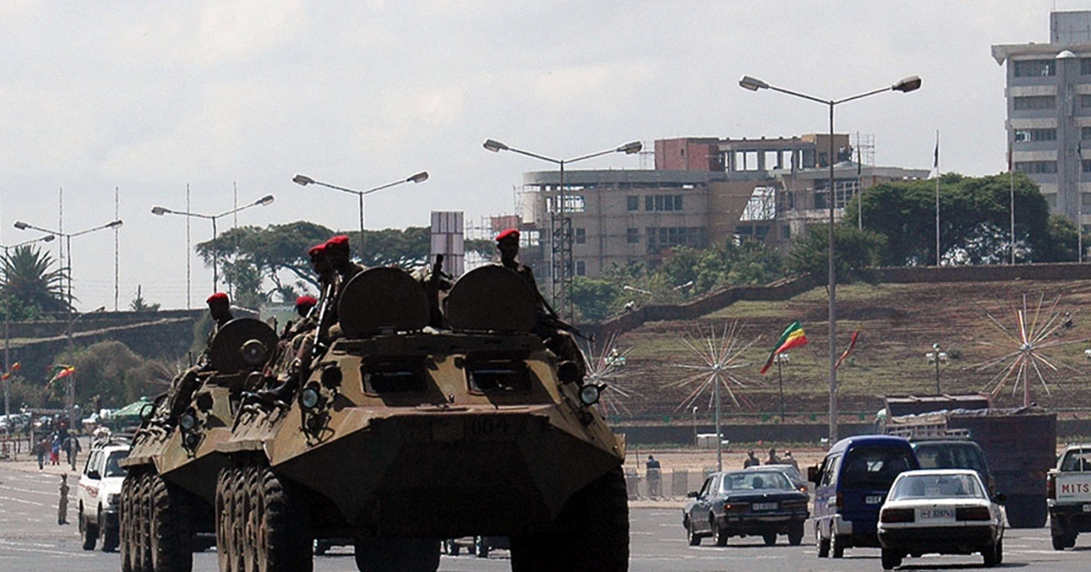 Ethiopia's PM Abiy promises 'final' offensive into Tigray