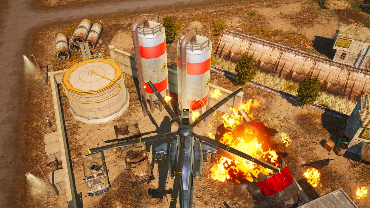Just Cause Mobile Announced, And It'll Include Multiplayer Carnage