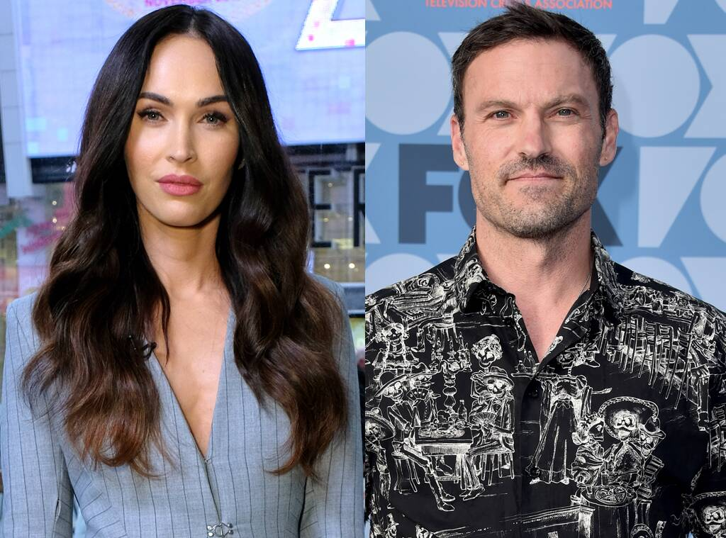 Brian Austin Green Says Megan Fox Has Helped Him Find 'Self-Worth!'