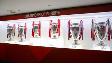 UEFA Champions League Draw Puts Together PSG and Barcelona