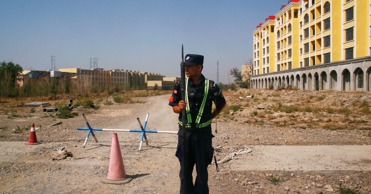 China uses big data to select Muslims for arrest in Xinjiang: HRW