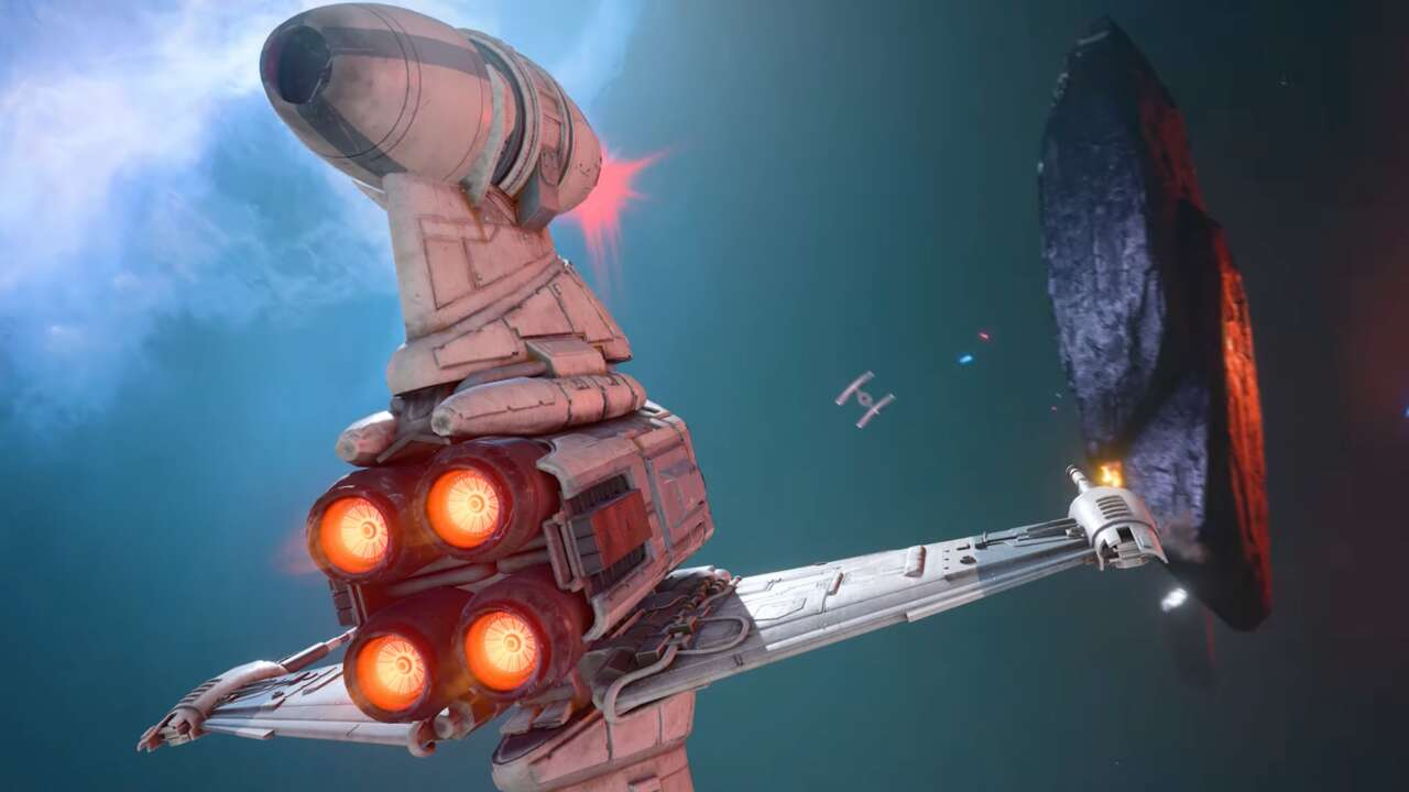 Star Wars: Squadrons Update 4.0 Adds Two New Ships, Full Patch Notes Detailed
