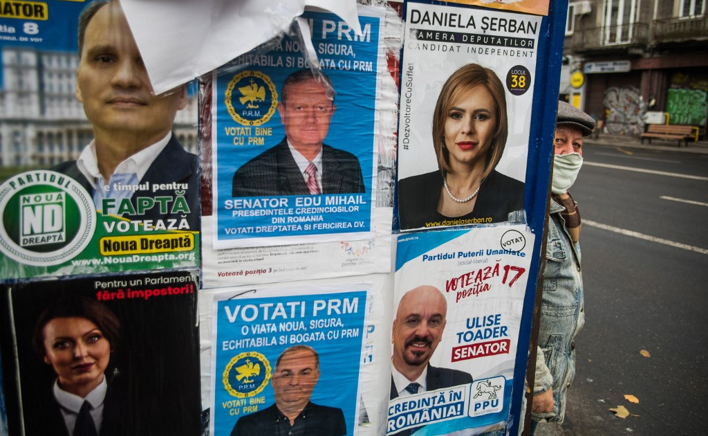 Romanians vote in parliamentary polls amid coronavirus pandemic