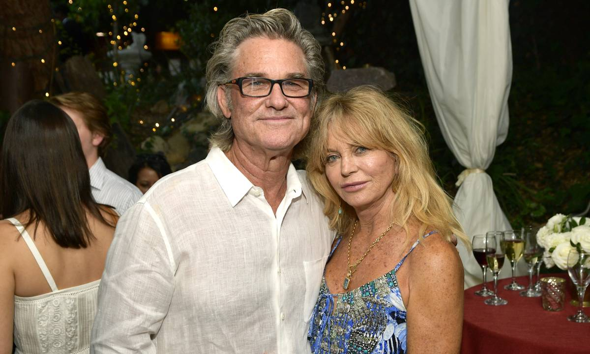Kurt Russell And Goldie Hawn Explain Why They'll Never Get Married Despite Being Together For Almost 4 Decades!