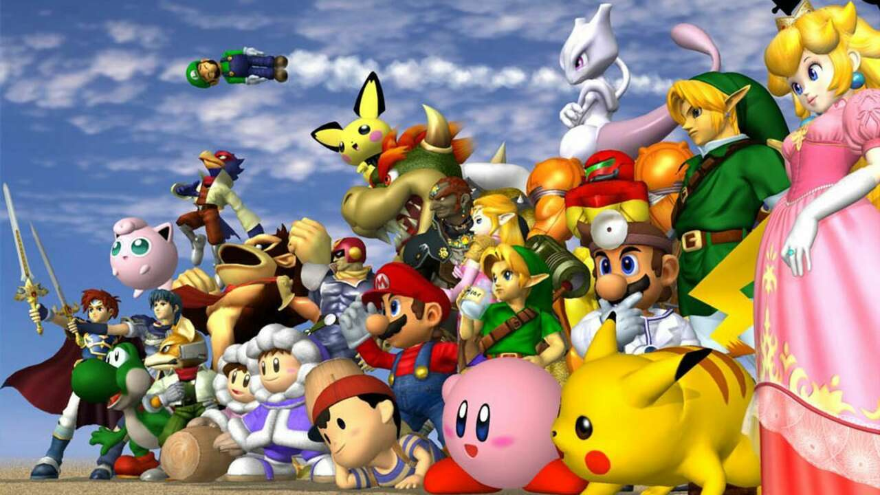 New Super Smash Bros. Melee Documentary Is Premiering Today