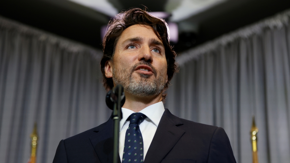 India summons Canadian envoy to complain about Trudeau's remarks