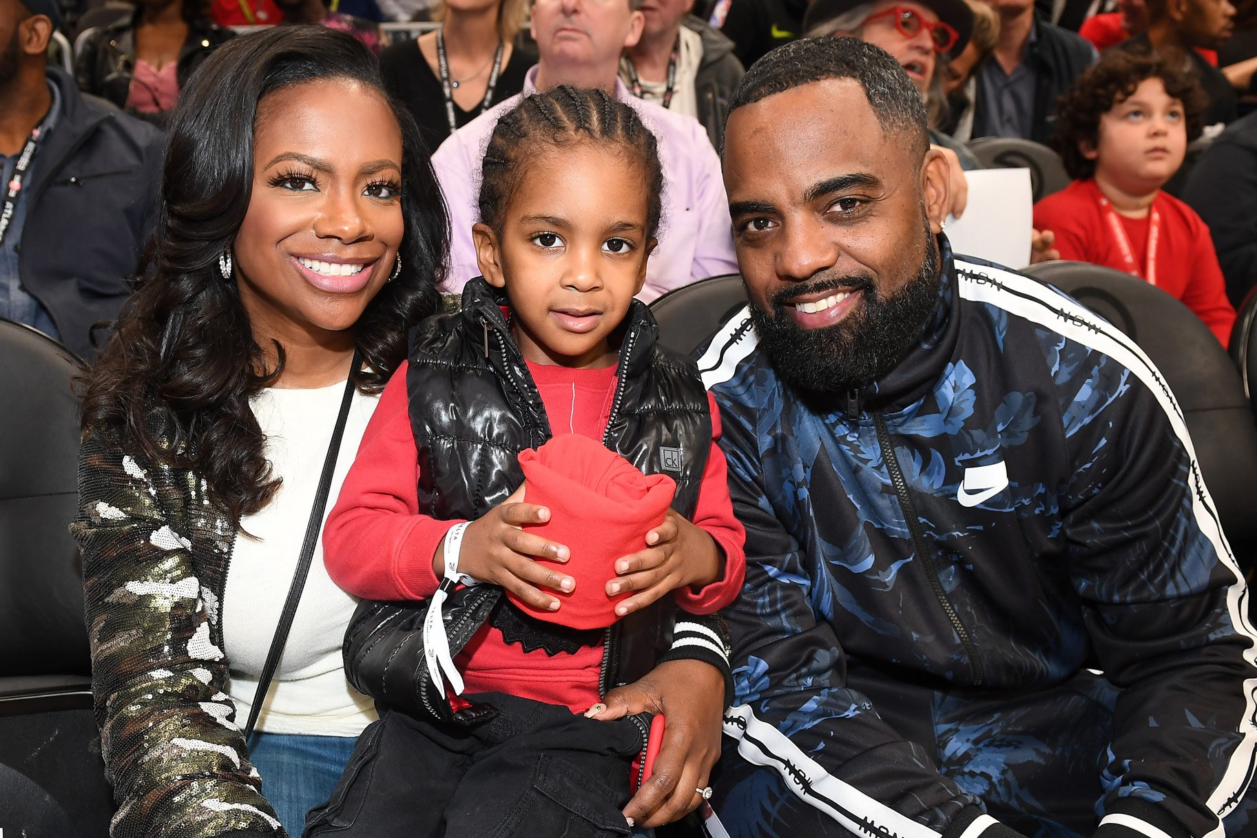 Todd Tucker Is Proud Of His Wife, Kandi Burruss And Their Son, Ace Wells Tucker
