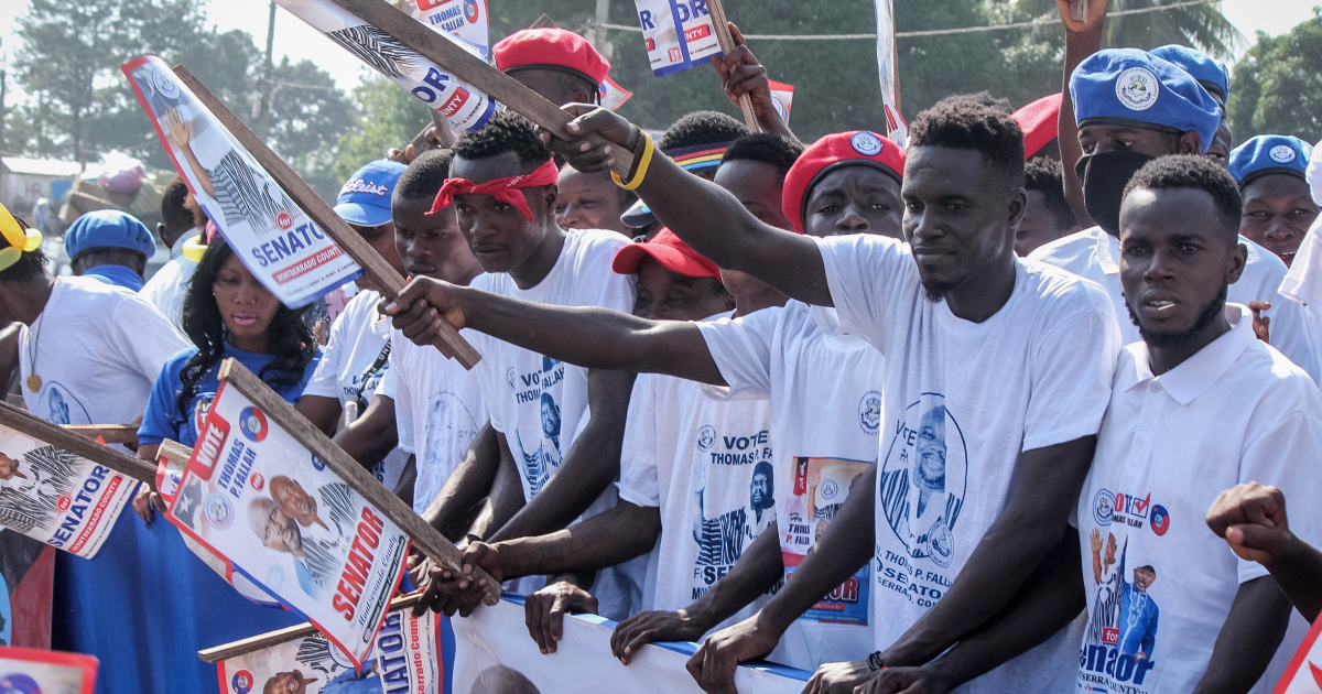 Liberia votes on George Weah's bid to cut presidential terms