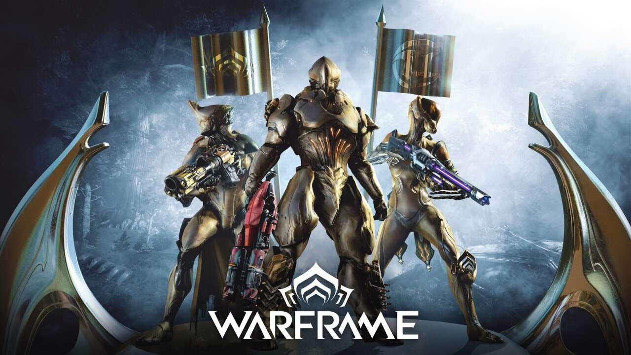 Warframe Now On Epic Games Store With Limited-Time Unreal Bundle