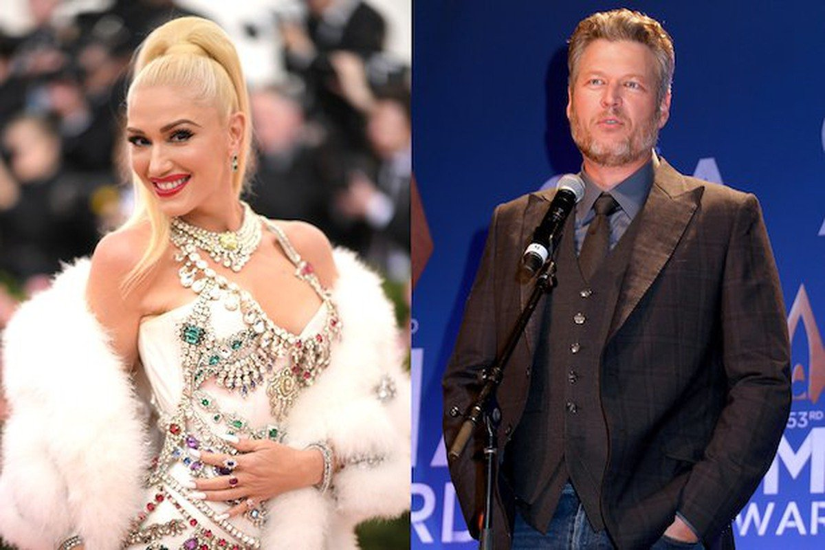 Gwen Stefani Says She Won't Marry Blake Shelton If She Can't Have THIS At Her Wedding!