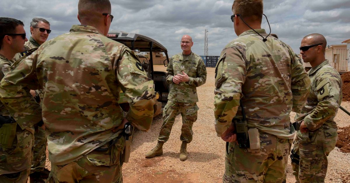 Trump orders most US troops out of Somalia